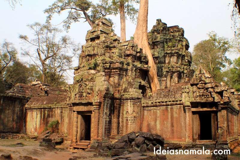 Ta Prohm - Em Angkor