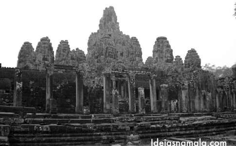 Templo Bayon  - Angkor