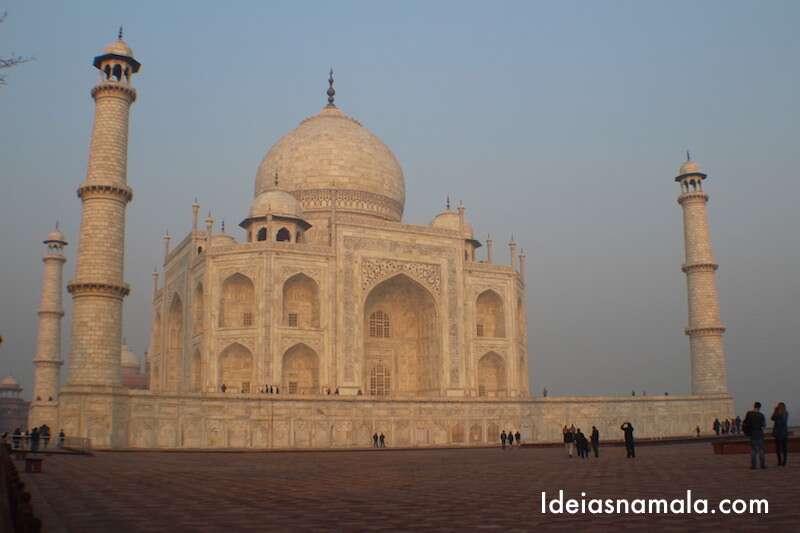 Tak Mahal - Agra