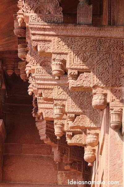 Agra Fort - Índia