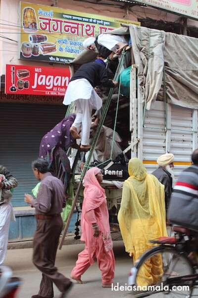 Transporte coletivo na India