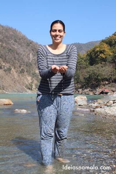 Ritual no Rio Ganges