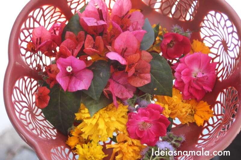 Flores para ritual