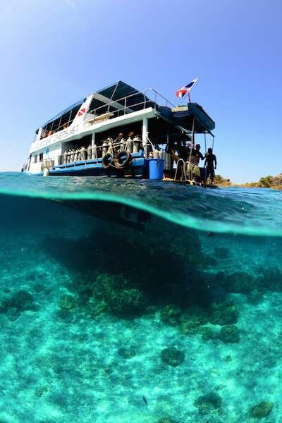 Mergulho Koh Haa - Tailandia