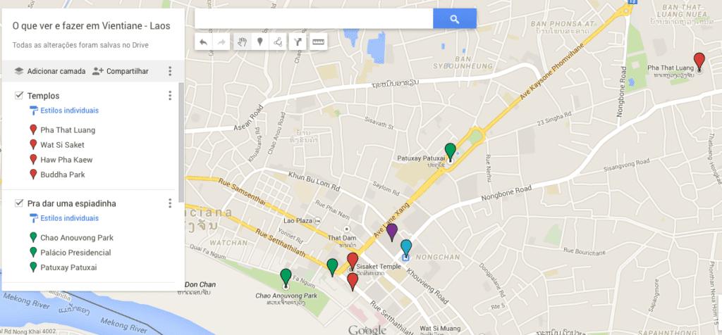 Vientiane - Google Maps
