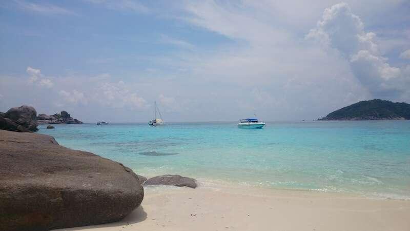 Mar da Tailândia