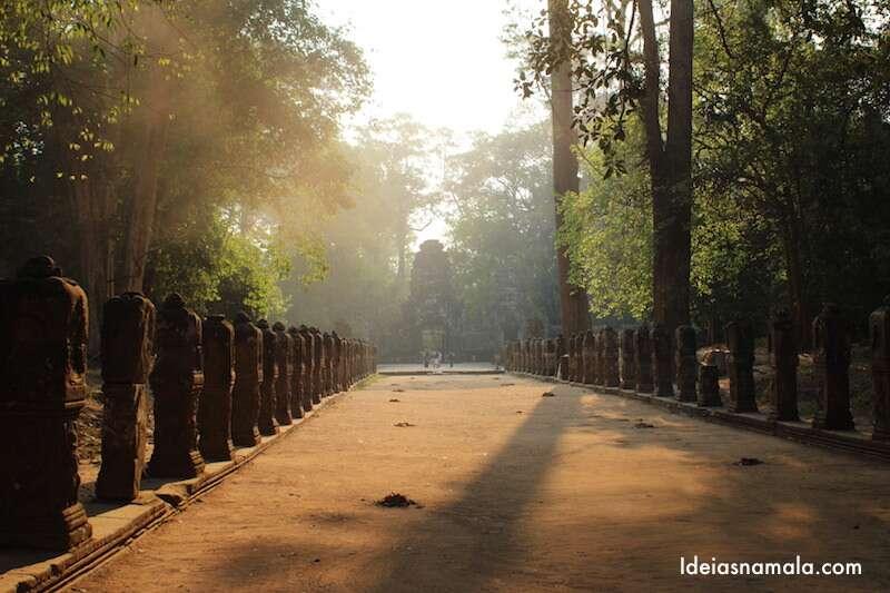 Siem Reap - Templos Angkor