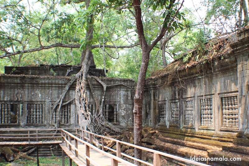 Templo Bang Malea - Camboja