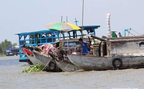 Delta do Rio Mekong