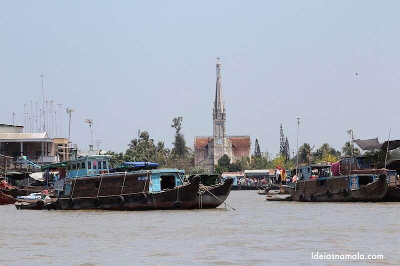Cai Be - Vietnã