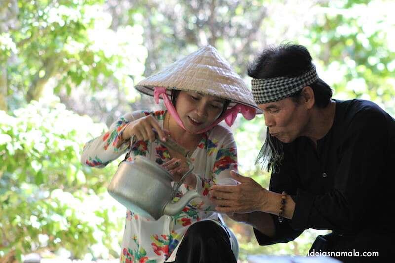 Música típica do Vietnã