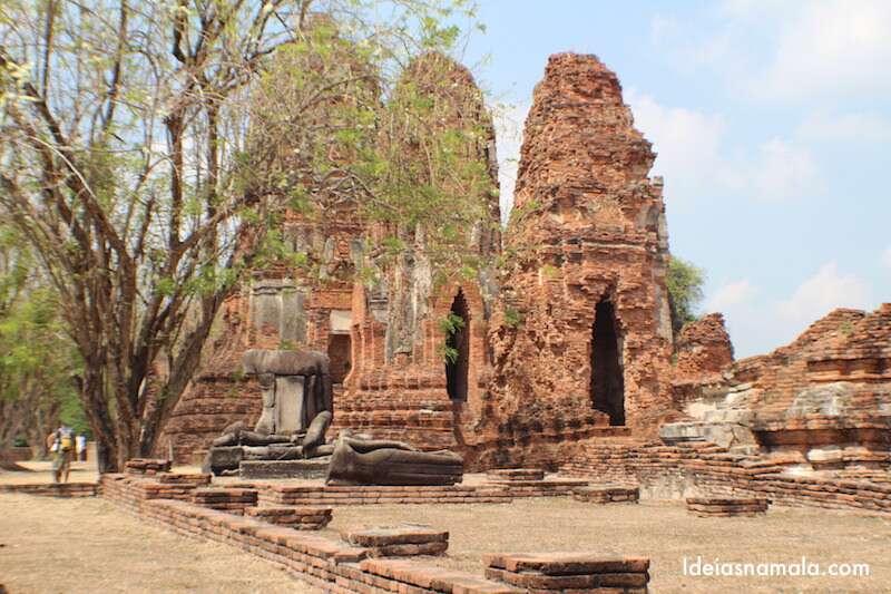 Ayutthaya - Tailândia