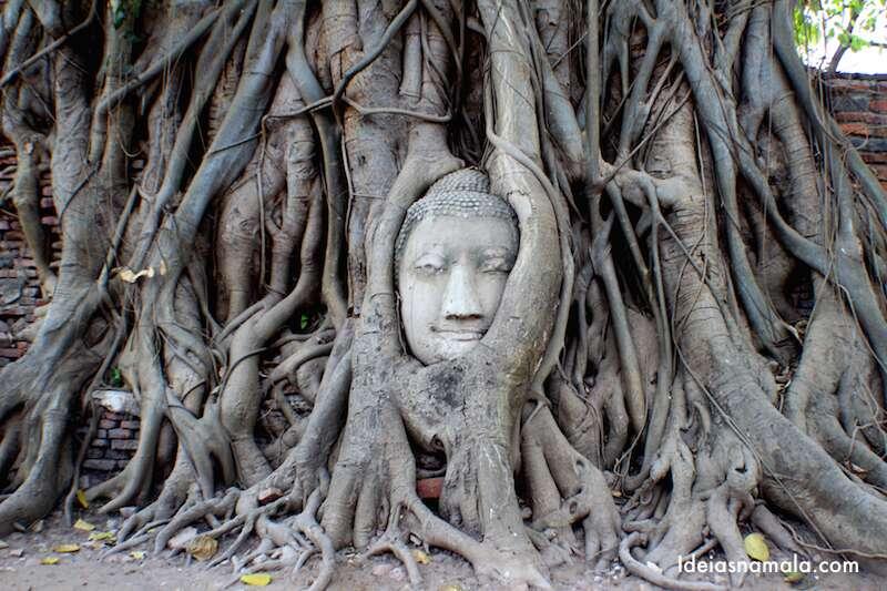 Ayutthaya pedida especial de bate e volta de Bangkok