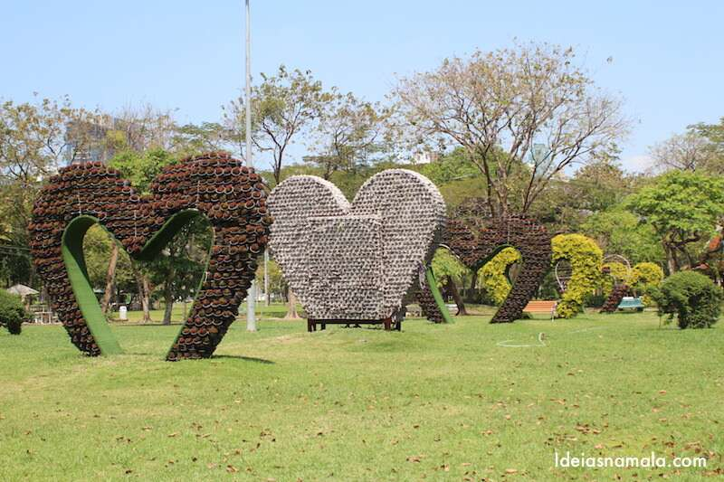Atrações em Bangkok