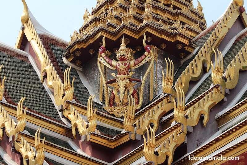Roteiro Bangkok