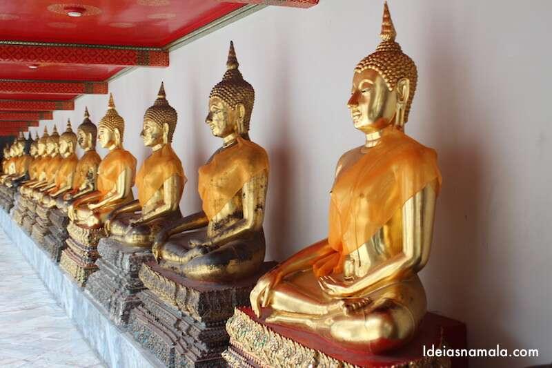 Templo Wat Pho em o que fazer em Bangkok