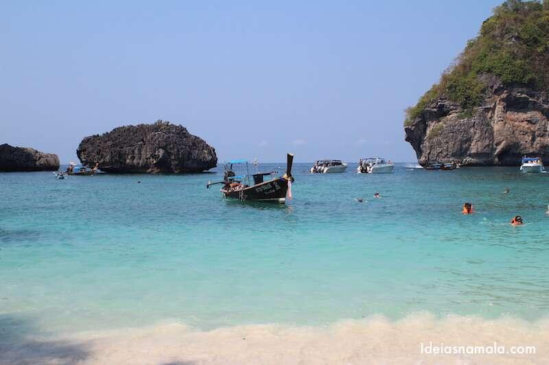 Koh Phi Phi - Tailândia