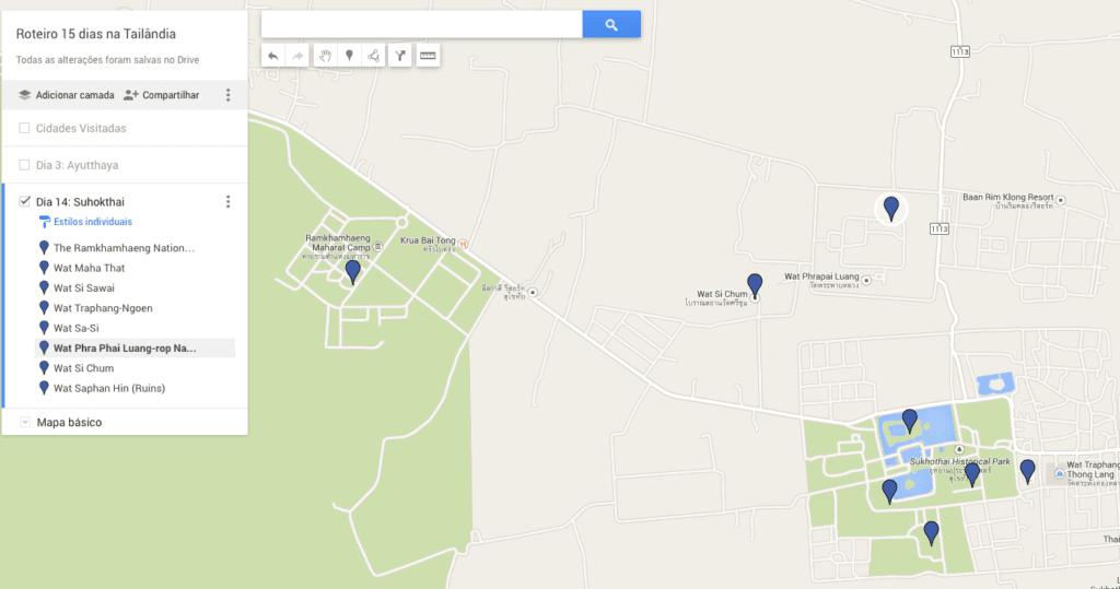 Suhokthai no Mapa