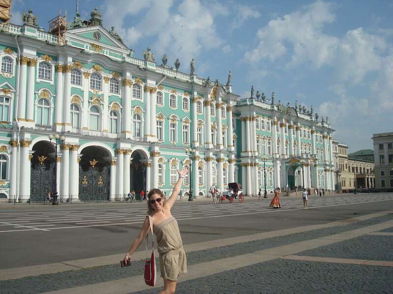 Hermitage - San Petersburgo