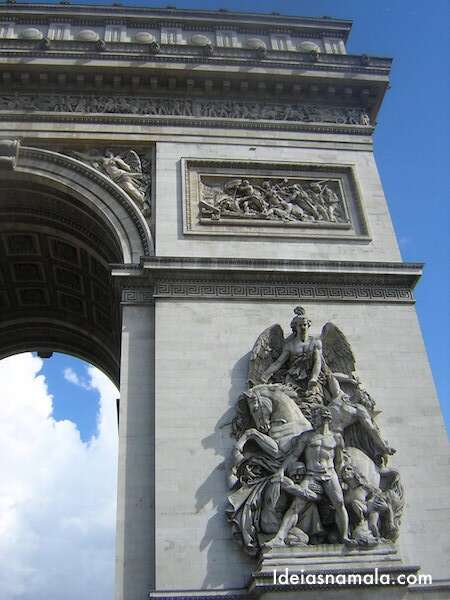 Arco do Triunfo Paris