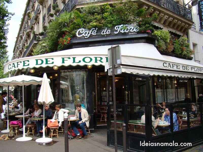 Café Flore - Paris