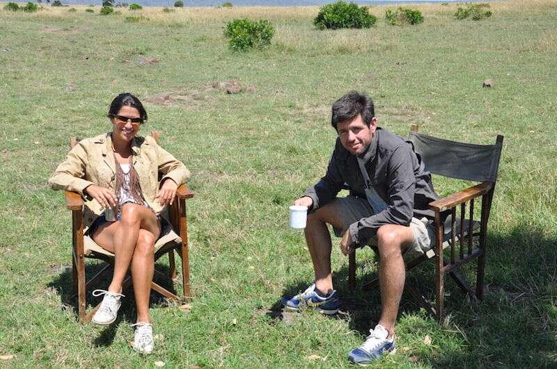 Café da manha Mara