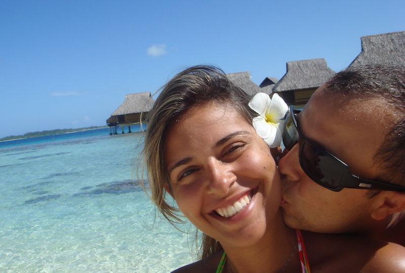 Lua de mel em Bora Bora - Tahiti