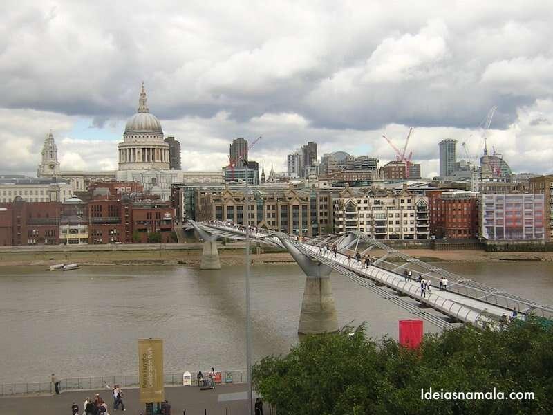 Ponte do Milênio - Londres