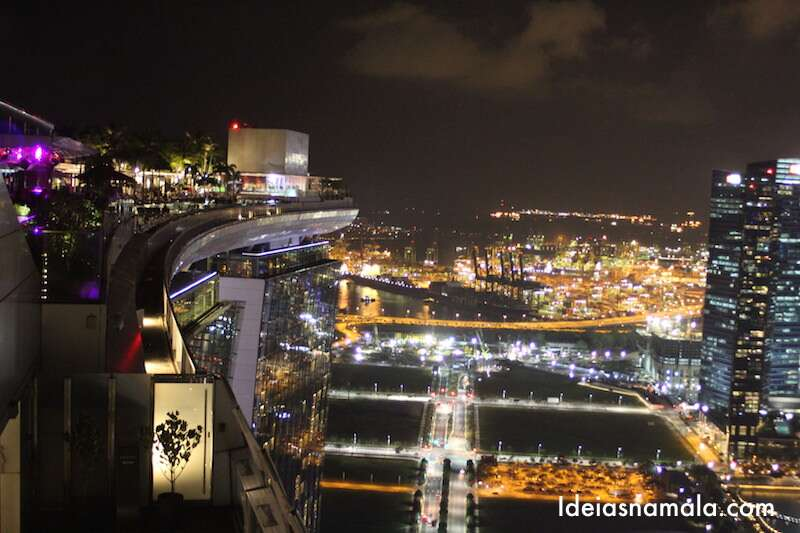 Sky Park do Marina Bay Sands