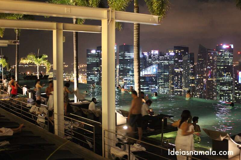 Sky Park - Marina Bay Sands