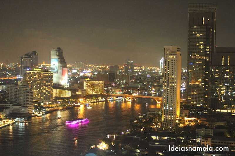 Quarto do Hilton Bagkok