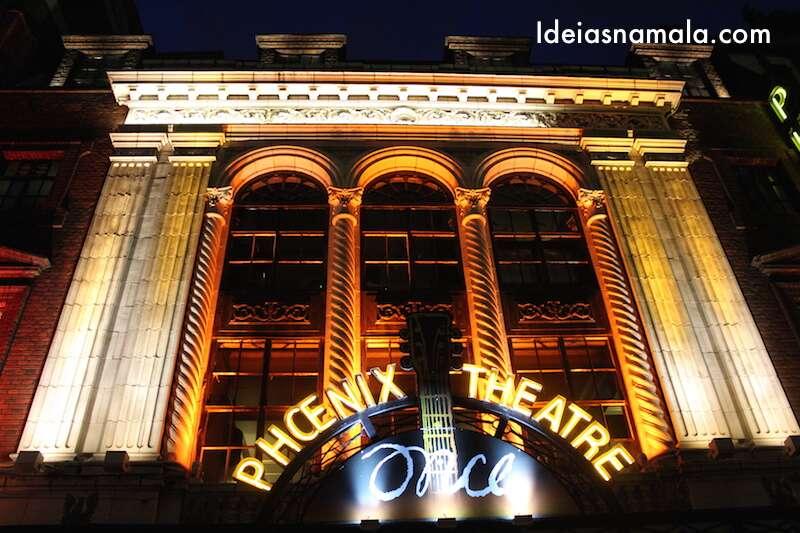 Teatro - Londres
