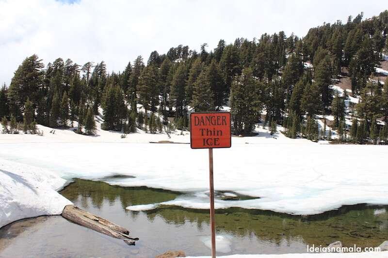Lago Emerald Congeladíssimo