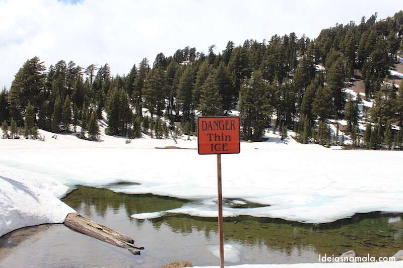 Lago Helen Congeladíssimo