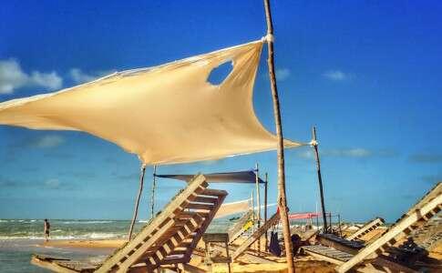 Praia de Caraiva - Bahia