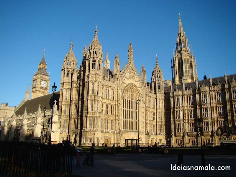 Palace of Westminster II