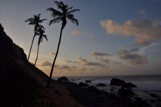Por do sol Praia do Boldró 2