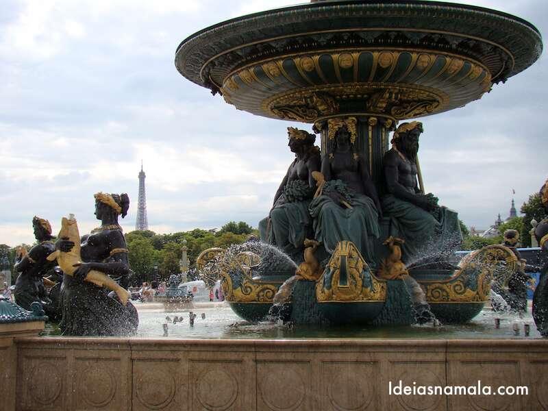Praca da Concordia - Paris