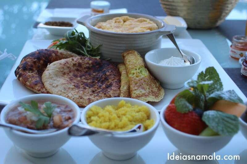 Café da manhã do Provedore -Dubai