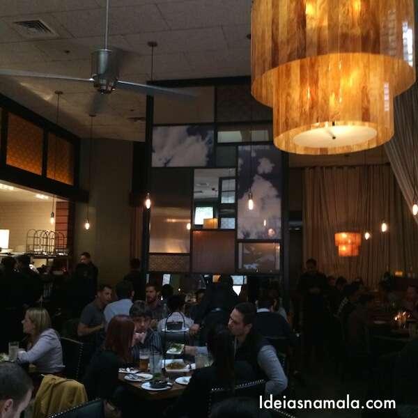 Restaurante Joya - Palo Alto