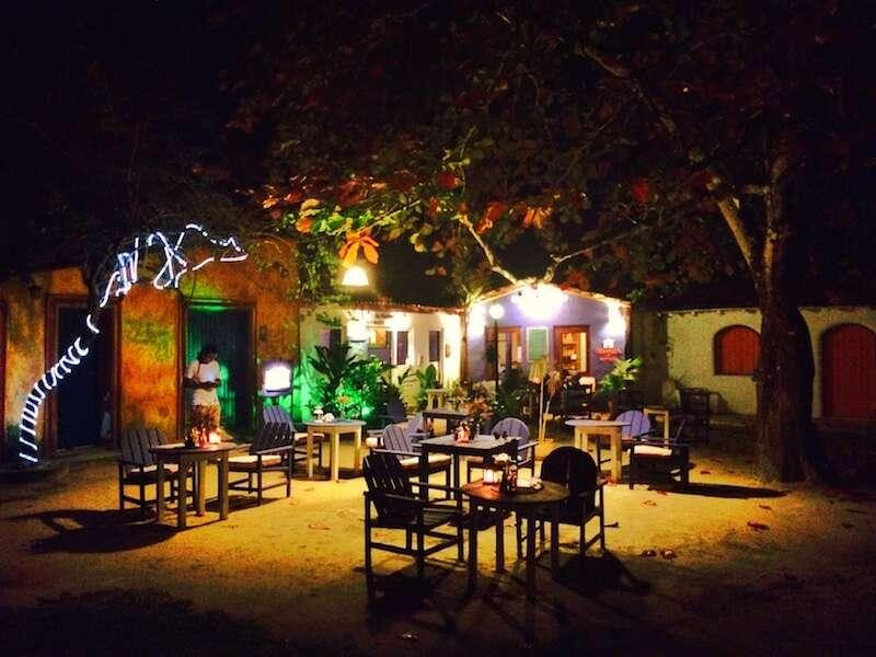 Restaurantes do Quadrado - Trancoso