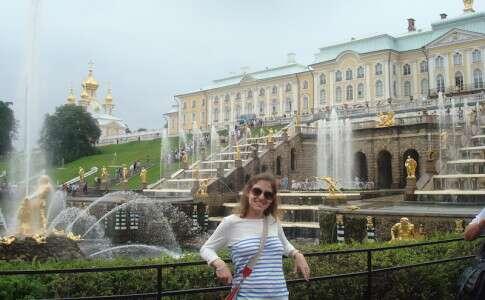 Peterhof - San Petesburgo