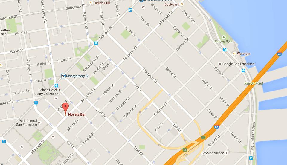 Novela - San Francisco