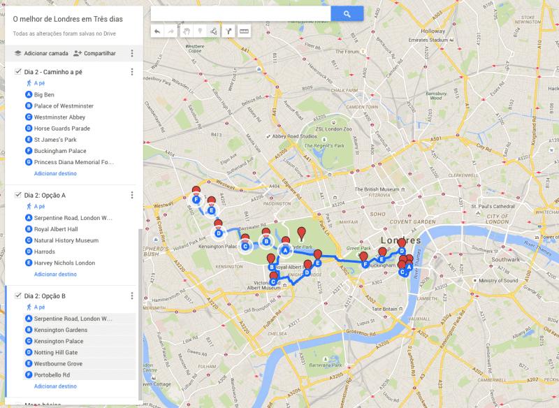 Roteiro de Londres - Dia 2