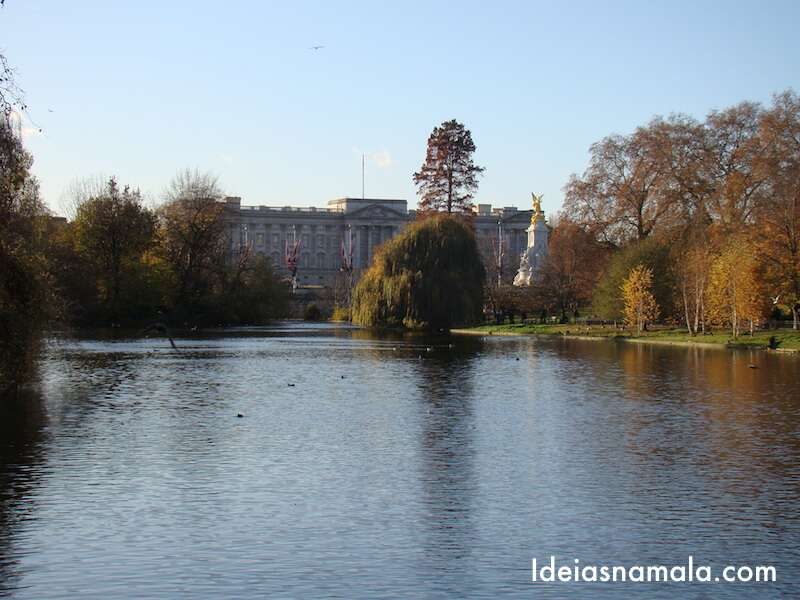 St James Park - Londres I