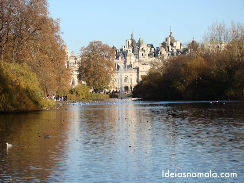St James Park - Londres