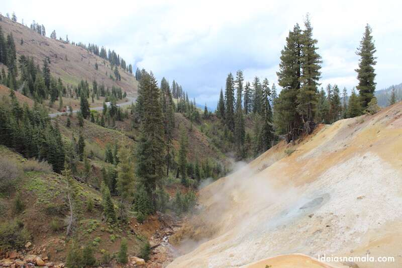 Sulfur Work's - Lassen