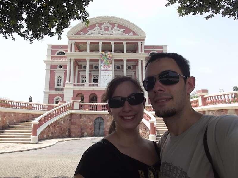 Teatro Amazônas - Manaus