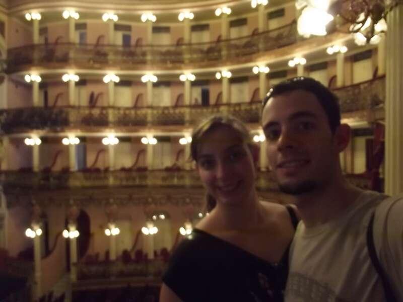 Teatro Amazônas -dentro