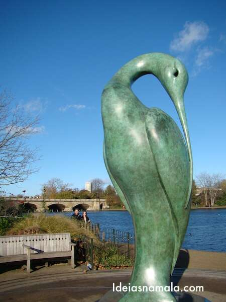 The Serpentine - Hyde Park